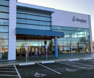 Alnylam Pharmaceuticals on Commerce Way in Norton